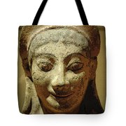 Smiling Goddess Tote Bag