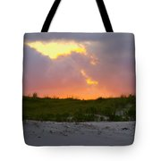 Smoke From A Distant Fire Tote Bag
