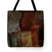 Smoke On The Porch  Tote Bag