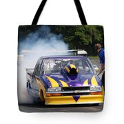 Smoke Show Tote Bag