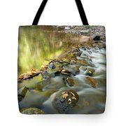 Smoky Mountain Streams Iv Tote Bag