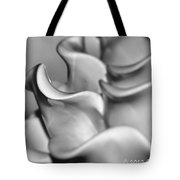 Smooth Curves Tote Bag