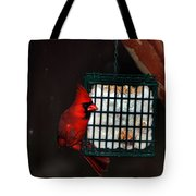 Snack Before The Storm Tote Bag
