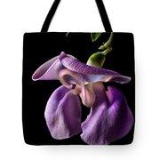 Snail Flower Tote Bag