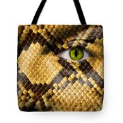 Snake Eye Tote Bag by Semmick Photo