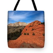 Snow Canyon 1 Tote Bag