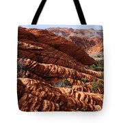 Snow Canyon 2 Tote Bag
