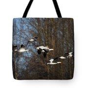 Snow Geese Tote Bag