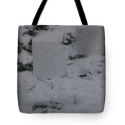 Snow Pillers Tote Bag