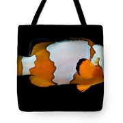 Snowflake Clownfish Tote Bag