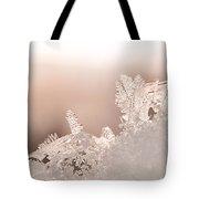 Snowland Tote Bag