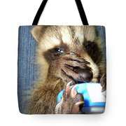Snuggle Bug Tote Bag