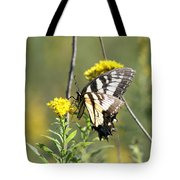 So Fragile - Butterfly Tote Bag