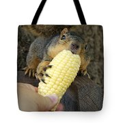 So Much Sweet Corn So Little Time Tote Bag