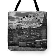So Much To Look At Tote Bag