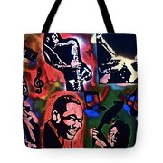 So So Jazzy Tote Bag