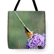 So What Butterfly Tote Bag