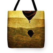Soaring Heights Tote Bag