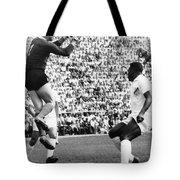 Soccer Match, 1966 Tote Bag by Granger