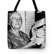 Social Security, 1940 Tote Bag