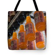 Soda Bottles Tote Bag
