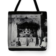 Soda Fountain Tote Bag