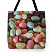 Soda Fountain Jelly Bellies Tote Bag