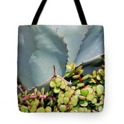 Soft And Sharp Tote Bag