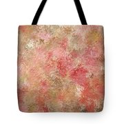Soft Autumn Colors Tote Bag