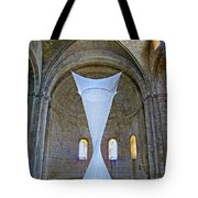 Soft Sculpture In A Monastery Tote Bag