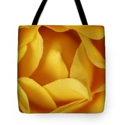 Softness In Yellows Tote Bag