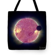 Solar Eclipse Tote Bag