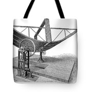 Solar Engine, 1884 Tote Bag