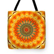 Solar Wind Tote Bag