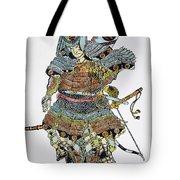 Soldier: Samurai Tote Bag