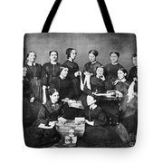 Soldiers Aid Society, 1863 Tote Bag