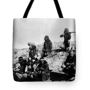 Soldiers And Scouts Tote Bag