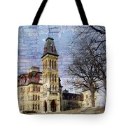 Soldiers Home And Brick Tote Bag
