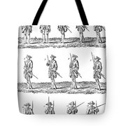 Soldiers: Infantry Drill Tote Bag