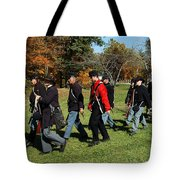 Soldiers March Color Tote Bag