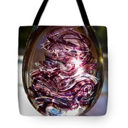Solid Glass Sculpture E8 The Perfect Valentine's Gift Tote Bag by David Patterson
