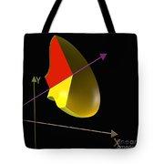 Solid Of Revolution 4 Tote Bag