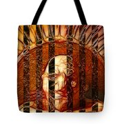 Solitary Man Tote Bag by Stuart Turnbull