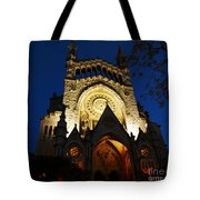 Soller Cathedral Tote Bag