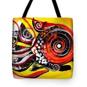 Solo Louisiana Lovebird Fish Tote Bag