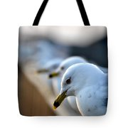 Some Alone Time Tote Bag