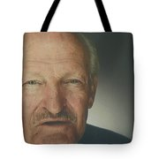 Some Guy On Tv Tote Bag