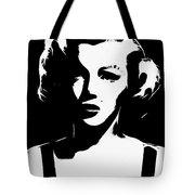 Some Like It White  Tote Bag