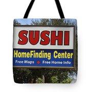 Something Fishy Tote Bag