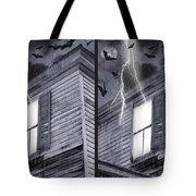 Something Wicked - Cross Your Eyes And Focus On The Middle Image Tote Bag